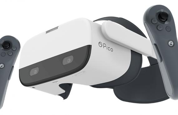 Pico Interactive headset